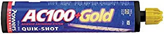 Powers 8478SD - AC 100+ Gold174; Adhesive Anchor - Quik-Shot - 10 Oz., Lot of 1