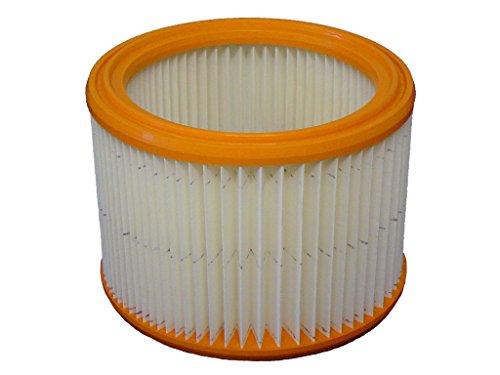daniplus Filter passend für Nilfisk Wap Alto Aero 400 Luftfilter Filterpatrone Staubsauger