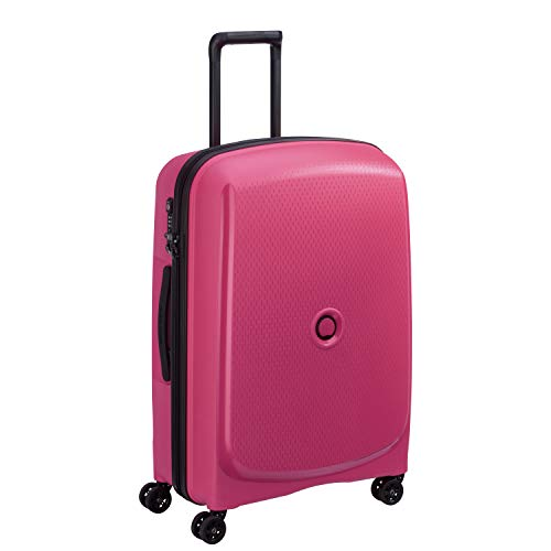 DELSEY PARIS Belmont Plus Koffer, 70cm, 80,5 Liter, Pink/Rosa