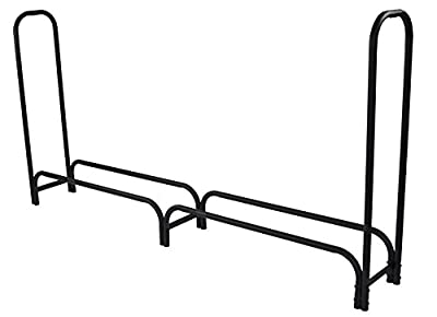 Pleasant Hearth - 32mm Heavy Duty Log Rack, 8 Feet
