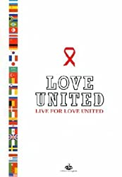 Partition : Live For Love United - Chant et Piano
