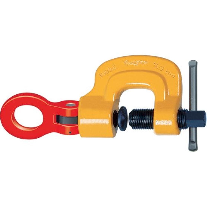 別れる呼ぶアラブ人スーパーツール(SUPERTOOL) スクリューカムクランプ 吊クランプ引張り治具兼用型(スイベルタイプ) PAT.P SUC0.5