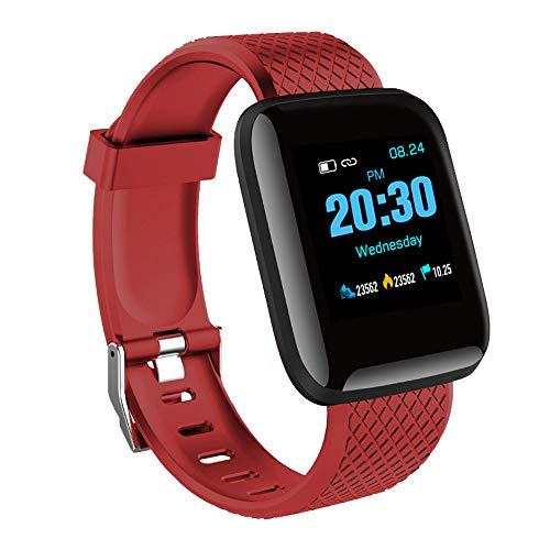 MOLINB Slim horloge Sport Smart Watch Heren Dames Bloeddruk Smartwatch Waterdicht Gezondheid Armbandhorloge Smart Voor Android IOS Huawei Xiaomi