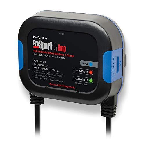 ProMariner 44001 ProSport 1.5 Maintainer 1.5A 120V 1 Bank