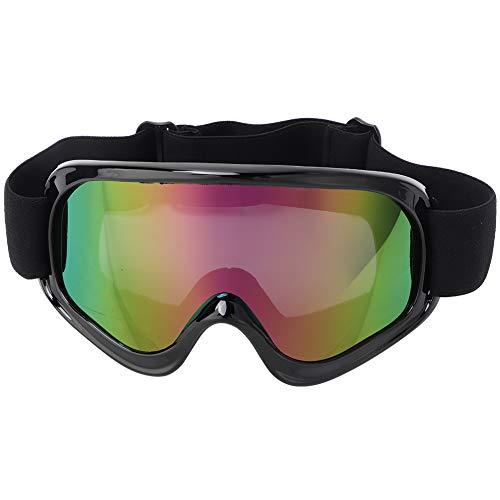 LYJL (Colorido Hombres Al Aire Libre Mujeres Snow Snowboard Skiing Goggles Protección contra El Viento Gafas