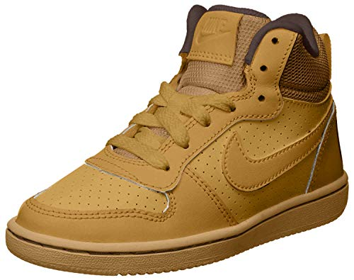 Nike Recreation Mid (Gs) Basketballschuhe, Mehrfarbig (Multicolour), 37.5 EU