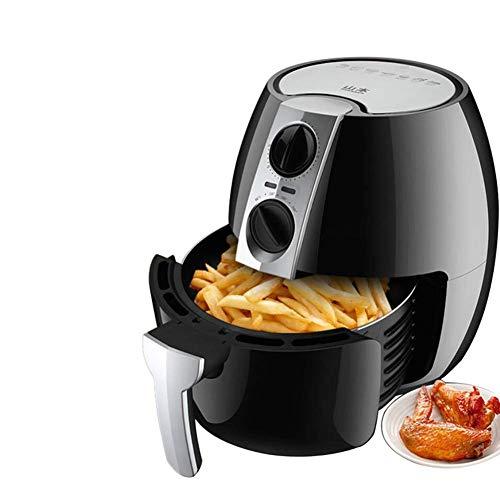 MISJIA Air Fryer Large Capacity Smart Fumeless Fries Electromechanical Fryer Fries-gegrillt und backen (4Qt)