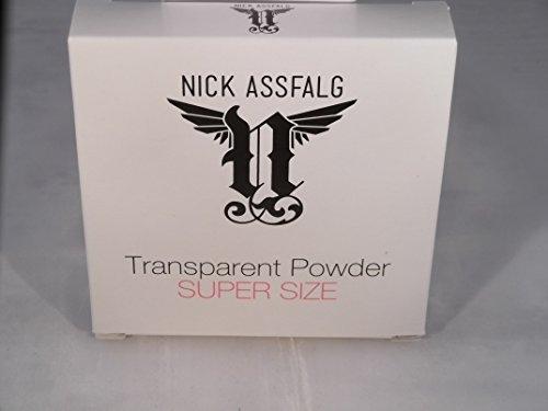 Nick Assfalg Transparent Powder Super Size 20g