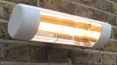 Heatlight Estufa hlw15con tecnología de infrarrojos para exteriores 1500W