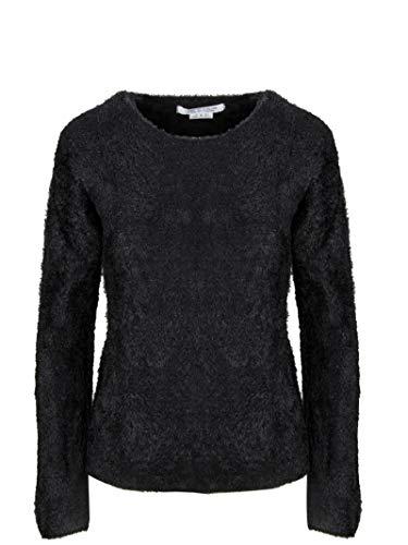 Luxury Fashion | Comme Des Garçons Dames RDN5120511BLACK Zwart Nylon Truien | Herfst-winter 19