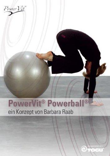 PowerVit® Powerball® / Training mit dem großen Gymnastikball - Fitness DVD