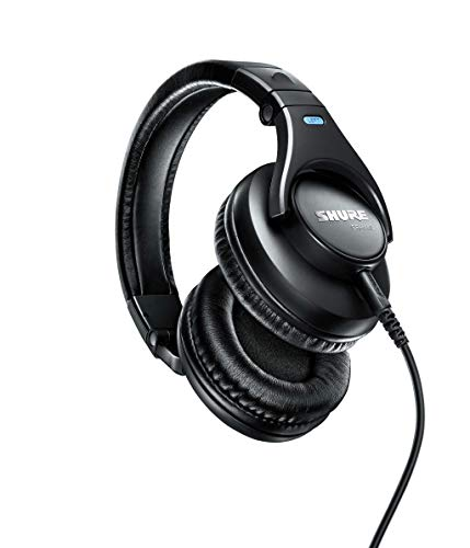 Shure SRH440 Professional Studio Headphones designed for Home and Studio Recording