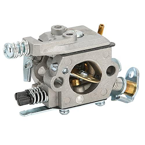 Hoseten Carburador para Motosierra, Alta precisión, Estable, Profesional, Alta dureza, Aluminio, carburador...