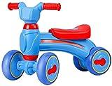 Carrito para niños, Bicicletas de equilibrio para bebés Bicicleta, 18-48 meses Sin pie Pedal Infantil 4 ruedas niños juguetes Equilibrio Formación Primer regalo de cumpleaños