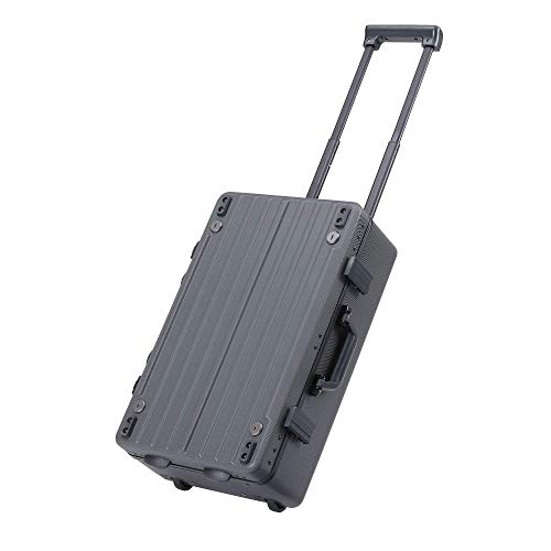 BOSS BCB-1000 Heavy Duty Suitcase-Style Guitar Effects Maximum Protection with Retractable Handle, Wheels and Removable Aluminium Pedal Board (BCB-1000X)