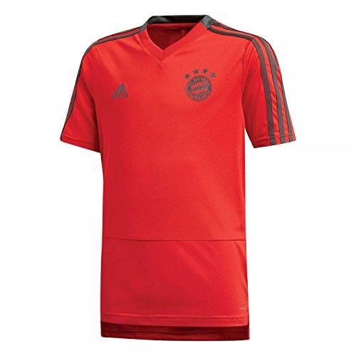 FC Bayern München adidas Trainingstrikot Kinder / Fußball Shirt rot / Größe 164