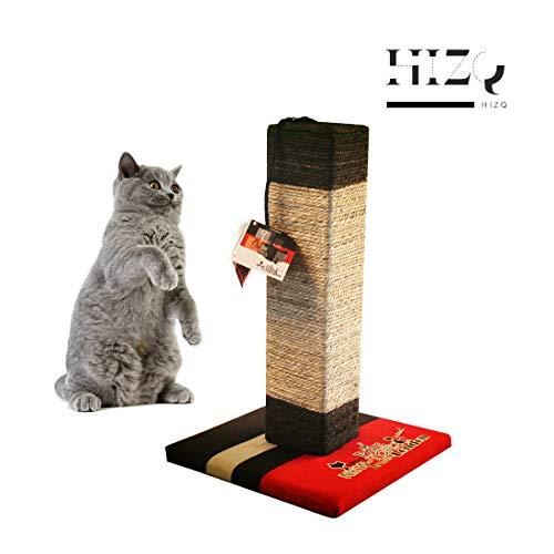 HIZQ Kratzbaum Für Katzen, Ökologischer Kratzbaum Für Katzen Selbsttragender Kratzbaum Mit Sisal Und Wildball, Geeignet Für Freizeit Und Unterhaltung Bei Katzen