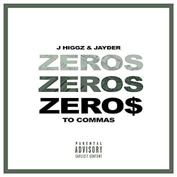 Zeros to Commas