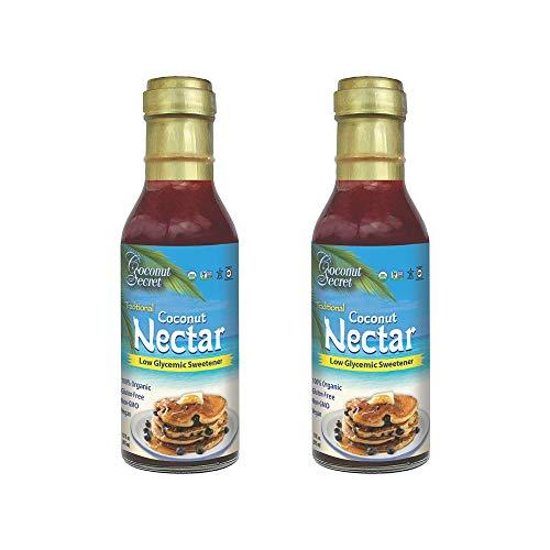 Coconut Secret Coconut Nectar (2 Pack) - 12 fl oz - Natural,...