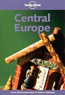 Lonely Planet: Central Europe on a Shoestring Guide Pb