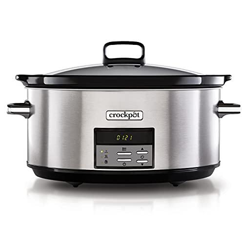 Crockpot 7.5L Digital Slow Cooker CSC063