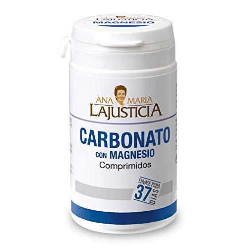 Ana Maria Lajusticia - Carbonato de magnesio – 75 comp. Disminuye el...