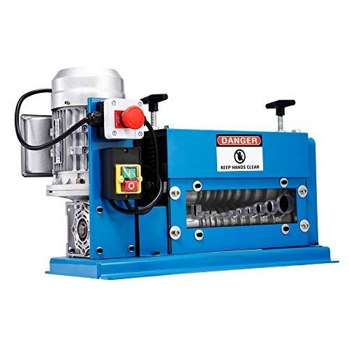 Z ZELUS Kabelschälmaschine Abisoliermaschine Kabelabisoliermaschine 1,5-38 mm elektrisch Kabel Abisolierwerkzeug Draht Peeling Schneidemaschine