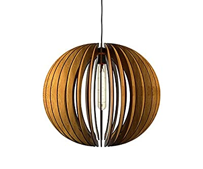 Thr3e Lighting Wood Light