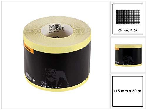 Mirka 1651100118 Mirox Rolle P180, 115 mm x 50 m
