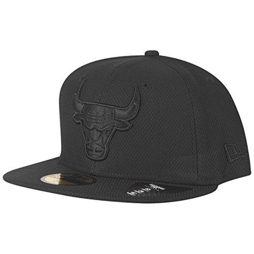 New Era Hombres Gorras/Gorra Plana Diamond Chicago Bulls 59Fifty