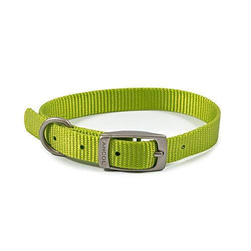 Handystraps Ancol - Collar de Nailon para Perro (20-26 cm, Talla 1)