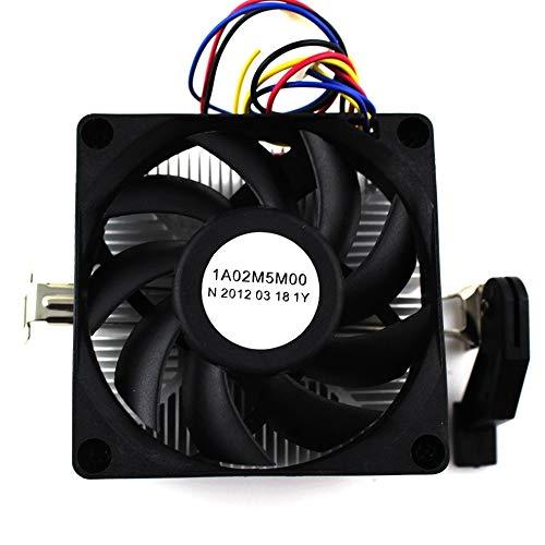 BlackUdragon Universele Ontwerp Aluminium Super Rustige Computer PC Stille Koeler CPU Koeling Ventilator Hydraulische Koeling Koelplaat Radiator
