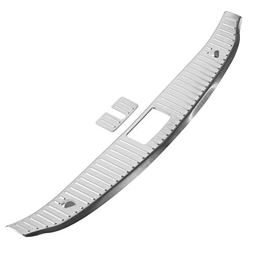 KIMISS RVS Auto Achterste Bumper Sill Plate Guard Molding