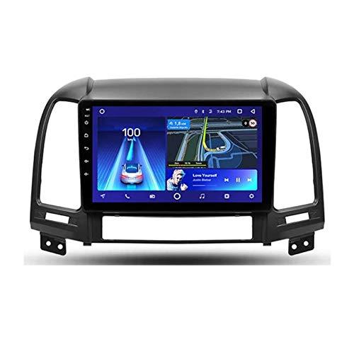 WHL.HH Radio Estéreo Video Receptor para Ta ta Tiago Tiagr Zica 2016-2020 Auto Auto Android 10.0 Multimedia Jugador GPS Navegación Direccion Rueda Control Auto Jugar / 4G WiFi/Dab/SWC