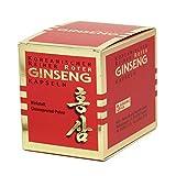 Ginseng Rojo Coreano Puro - 100 Cápsulas