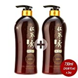 Red Ginseng New Gold Scalp Cleanser (Shampoo) for (Scurf, Itching, Hair Lose)