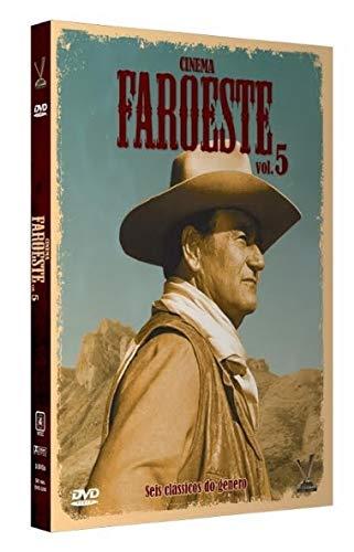 Cinema Faroeste Volume 5 – Edição Limitada Com 6 Cards - 3 Discos [DVD]