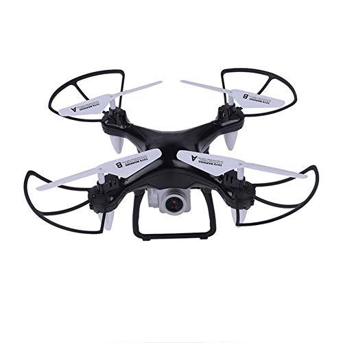 RC Quadcopter, WiFi FPV HD-cameradrone, 3D-flip/headless-modus/bediening met één knop/ingebouwde gyroscoopfunctie met 6 assen, de beste drone voor beginners