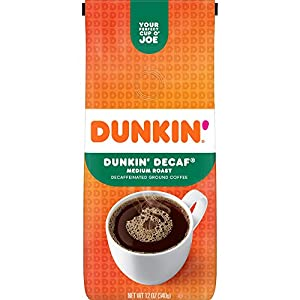 Dunkin' Original Blend Medium Roast Decaf Coffee