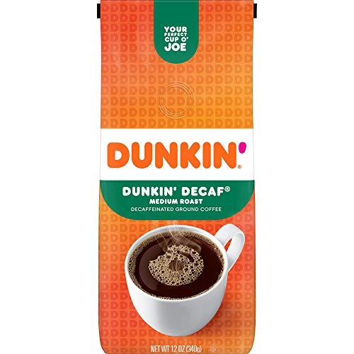 Dunkin' Original Blend Medium Roast Decaf Coffee