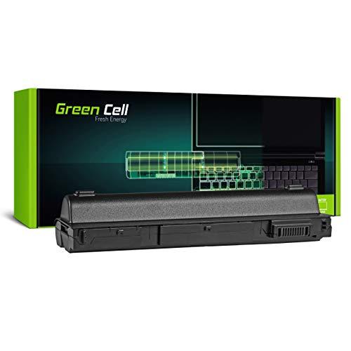 Green Cell Battery for Dell Latitude P16G001 P19F P19F001 P25G P25G001 P25G002 P27G P27G001 P28G P28G001 P29F P29F001 P38G P38G001 Precision M2800 Laptop (6600mAh 11.1V Black)