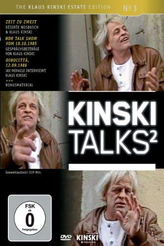 Klaus Kinski - Kinski Talks 2