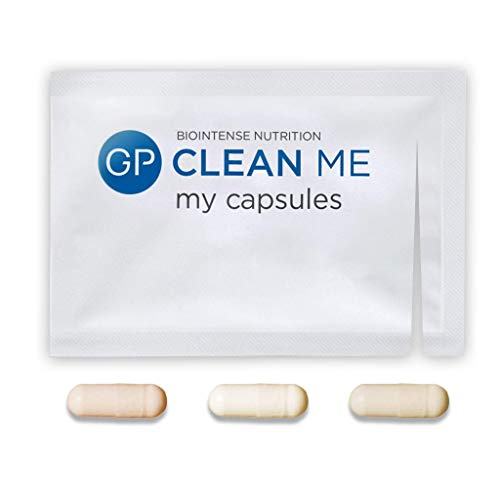 Clean Me Liver Supporting* Capsules (7 Sachets)   Support Liver Function, Digestion & Immunity   Bioavailable Multi-Nutrient   Detox   Protect Against Free Radicals   Made in The UK