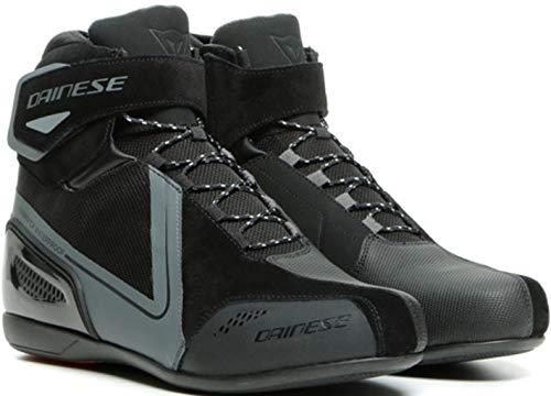 Dainese Energyca D-WP - Zapatos impermeables para moto, color Negro, talla 40 EU