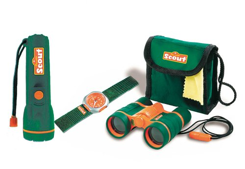 Scout 4-teiliges Entdecker-Set - Grün