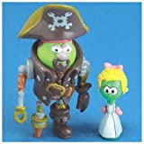 VeggieTales Veggie Tales Toy - Robert and Eloise Figures - The Pirates Who Don't Do Anything