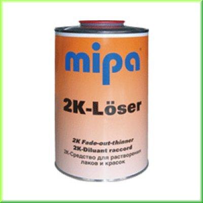 MIPA 2K HS-Löser, Beispritzverdünnung VOC - NEU !!!