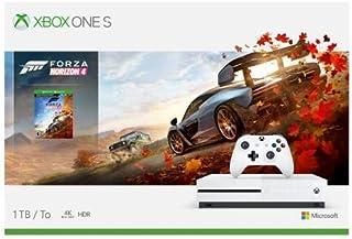 Xbox One S 1TB Console – Forza Horizon 4 Bundle