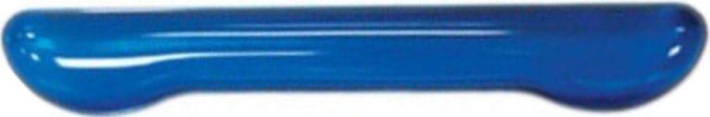 Aidata CGL006B Crystal Gel Keyboard Wrist Rest - Blue