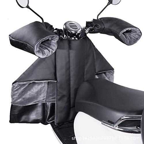 Funda universal para pierna gruesa y cálida, de algodón, impermeable, para patineta en invierno